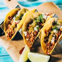 leftover taco meat recipe ideas
