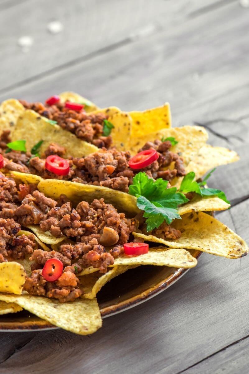 Leftover taco meat recipes