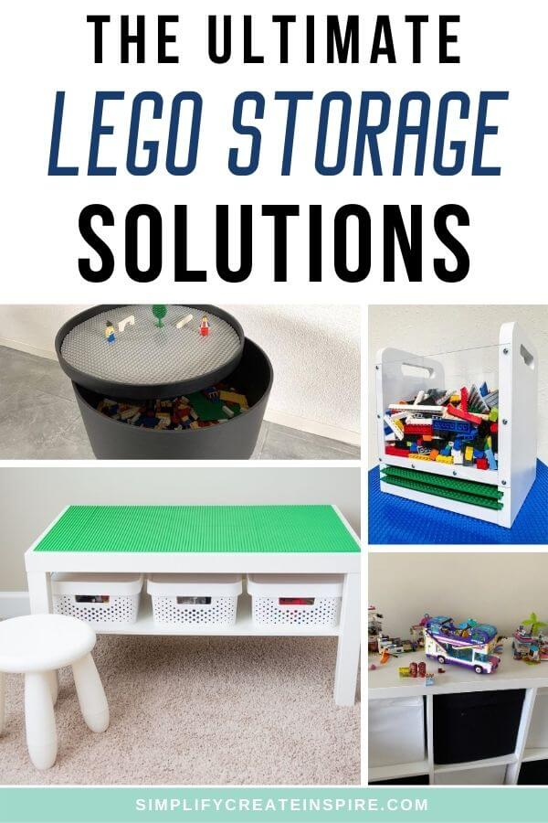 The best lego storage ideas