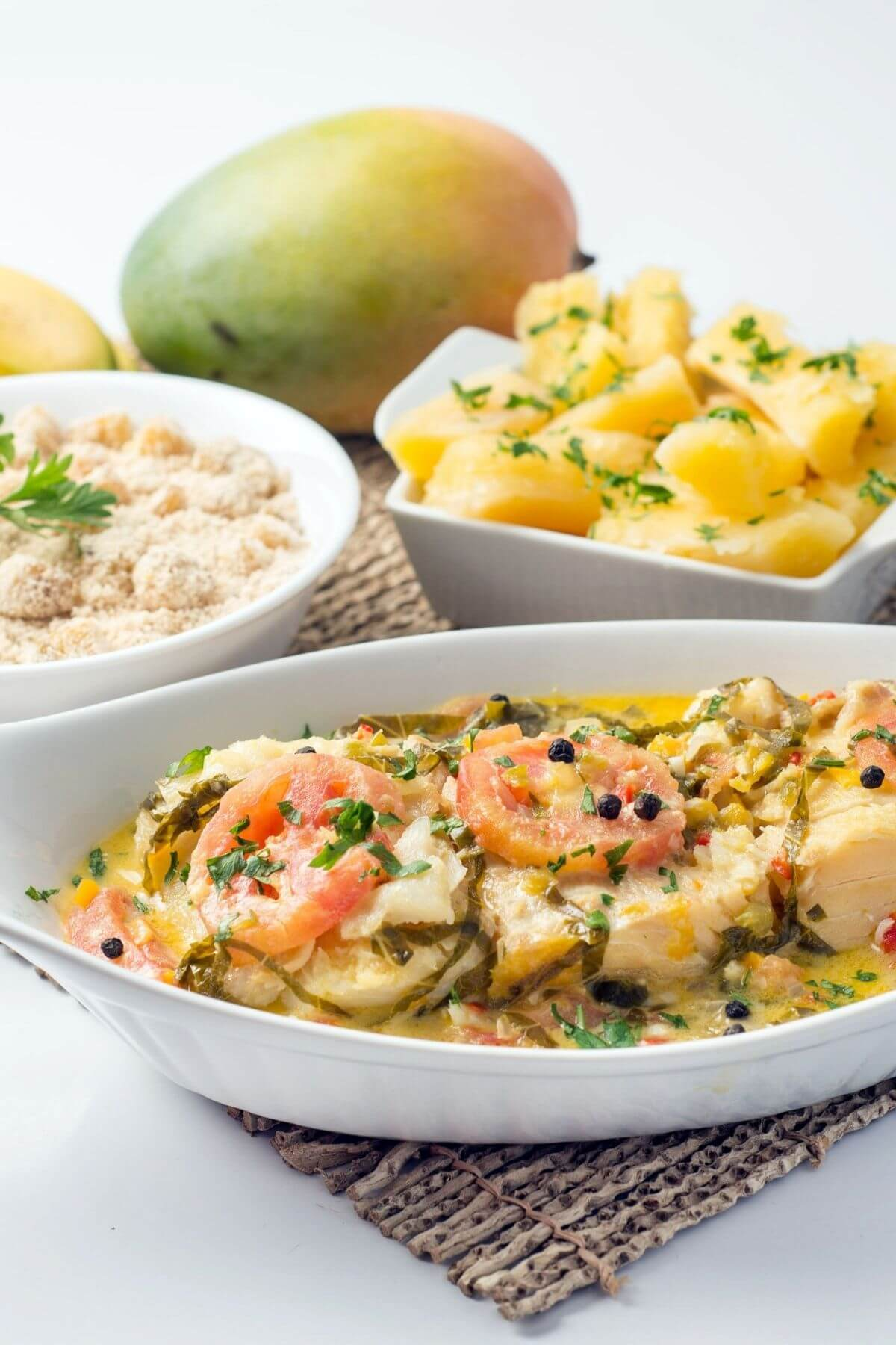 What to serve with fish side dishes