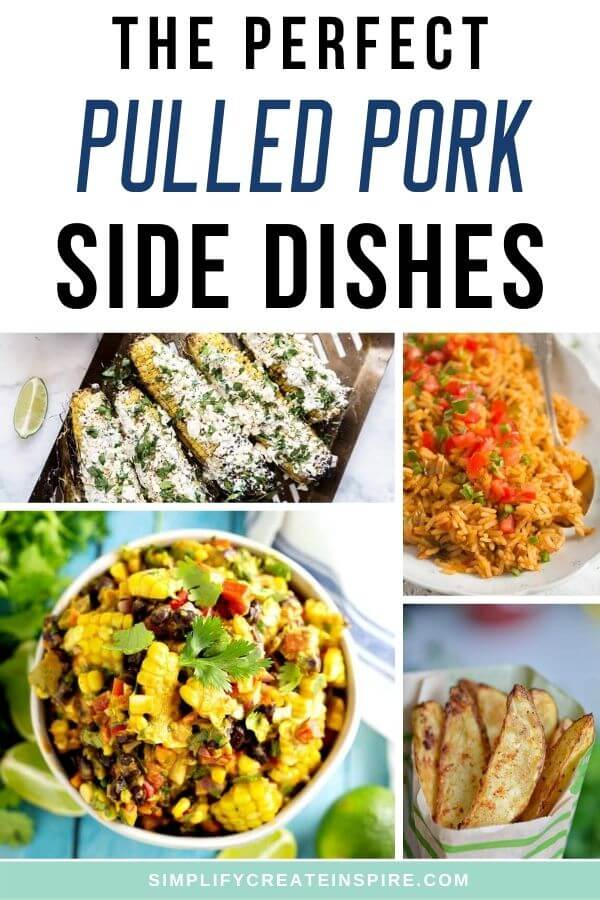 The best pulled pork side dishes