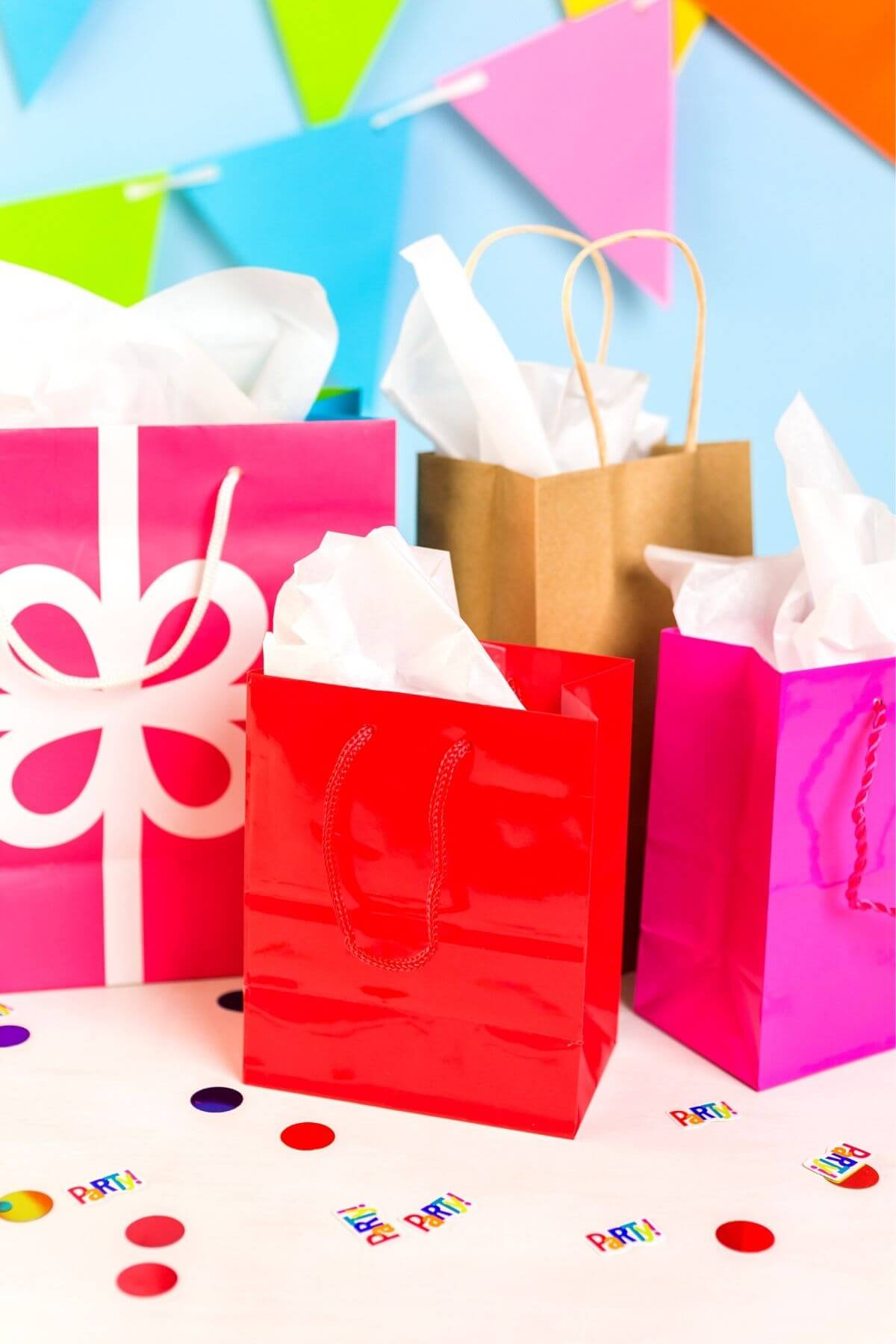 Party bag alternatives and party bag fillers 5