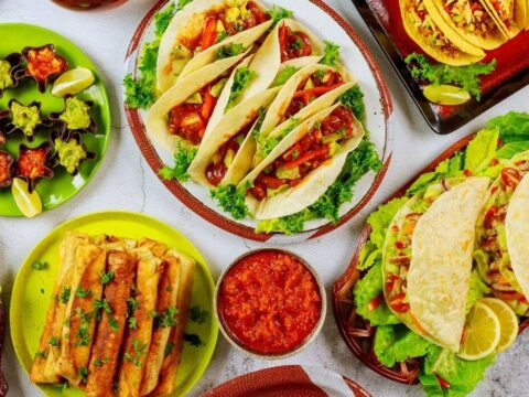 Side dishes for tacos