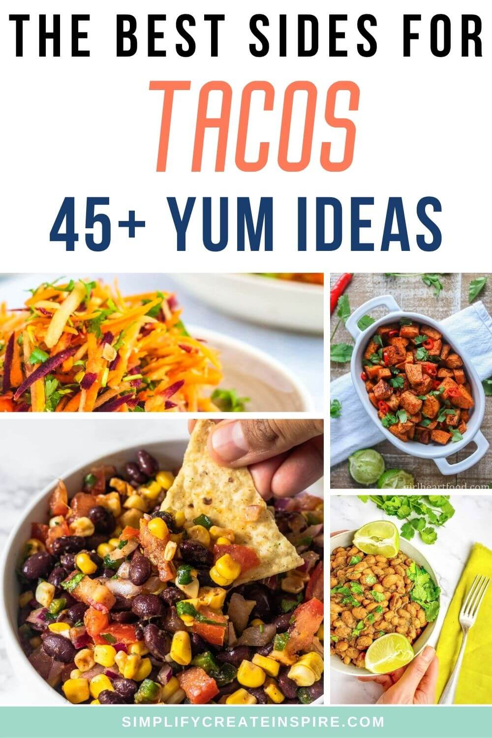 What to serve with tacos side dishes