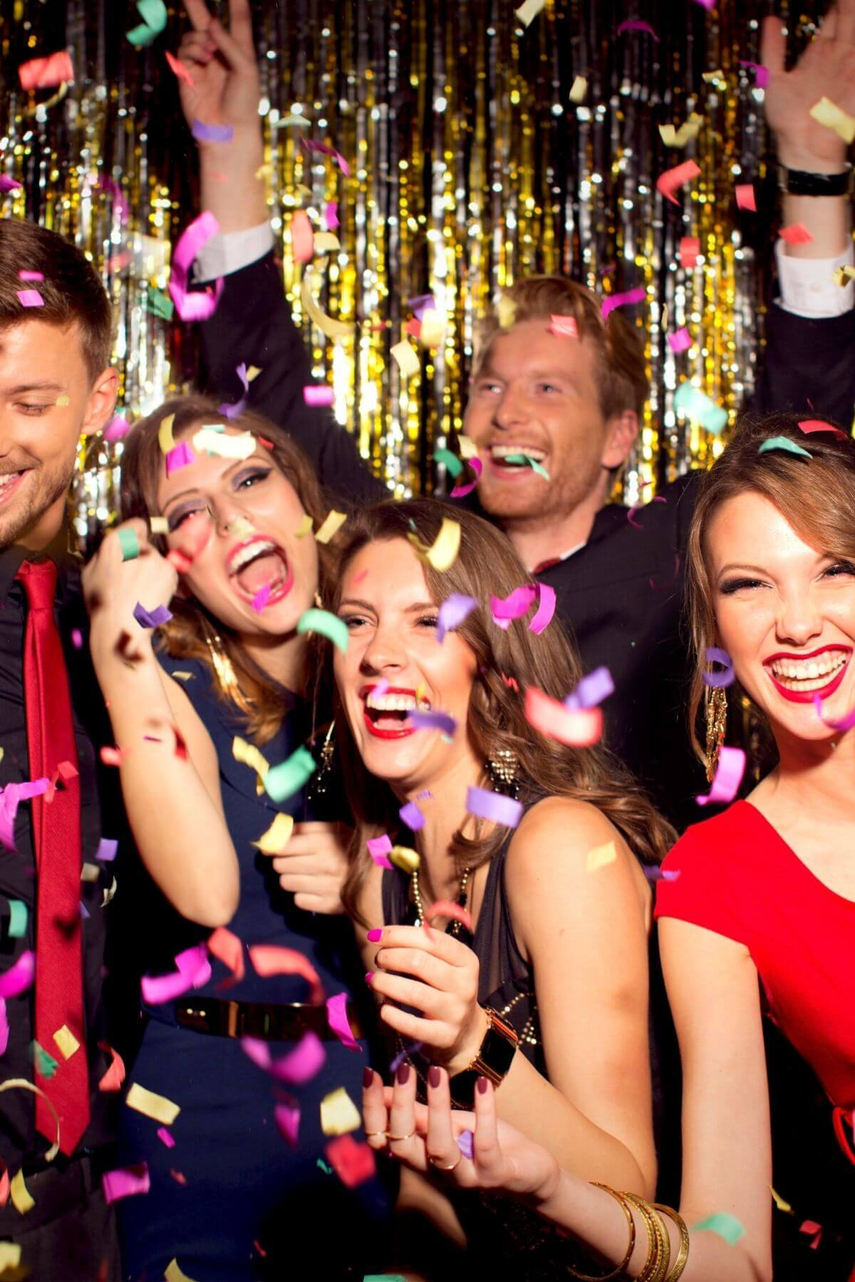 The best adult party themes