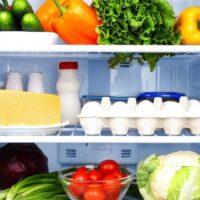 fridge organisation