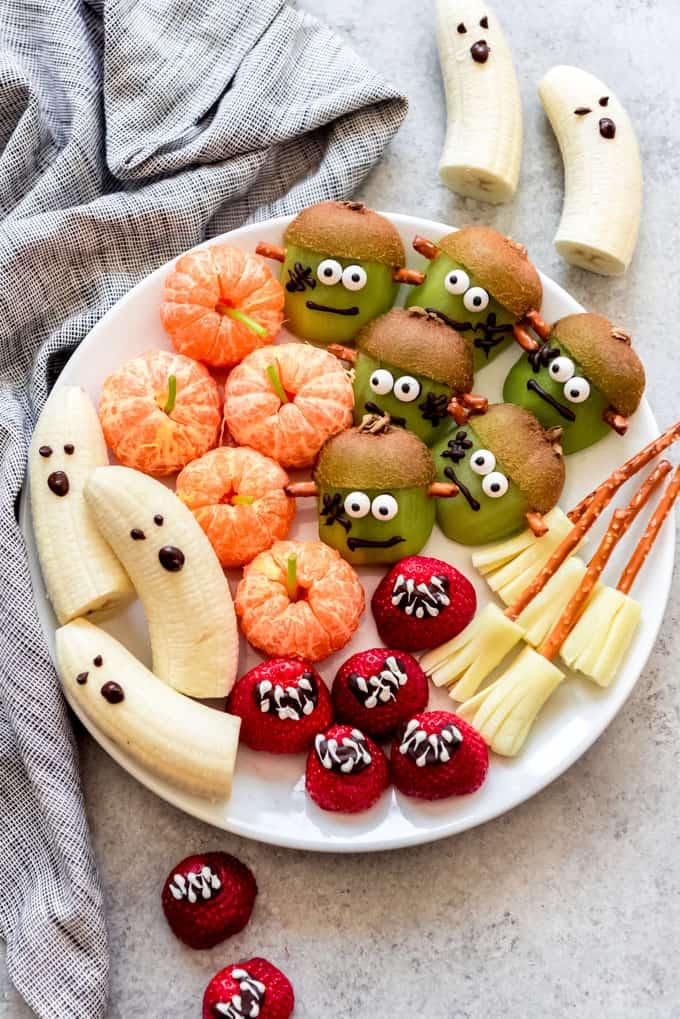 Healthy halloween snacks 1 50 easy halloween party finger foods, treats & appetiser ideas