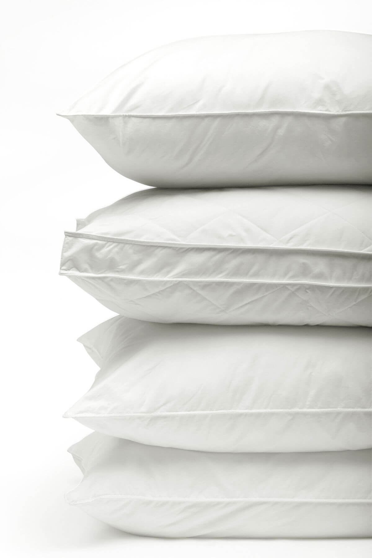 How to wash pillows guide