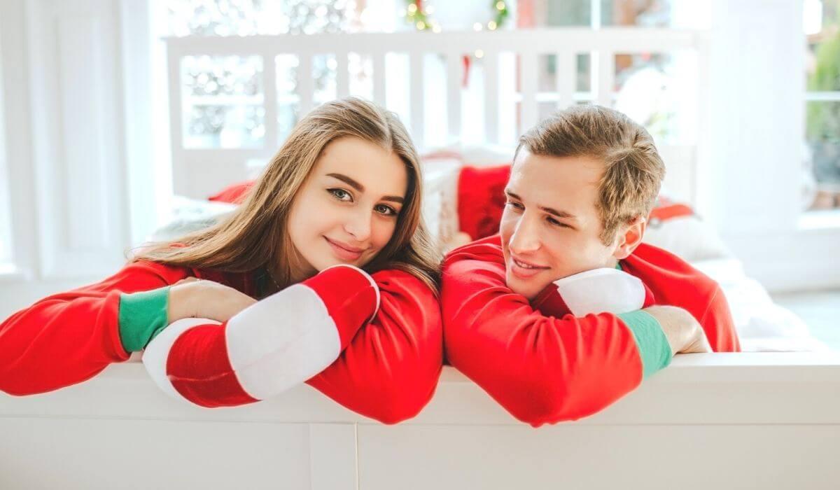 Christmas eve box ideas for couples