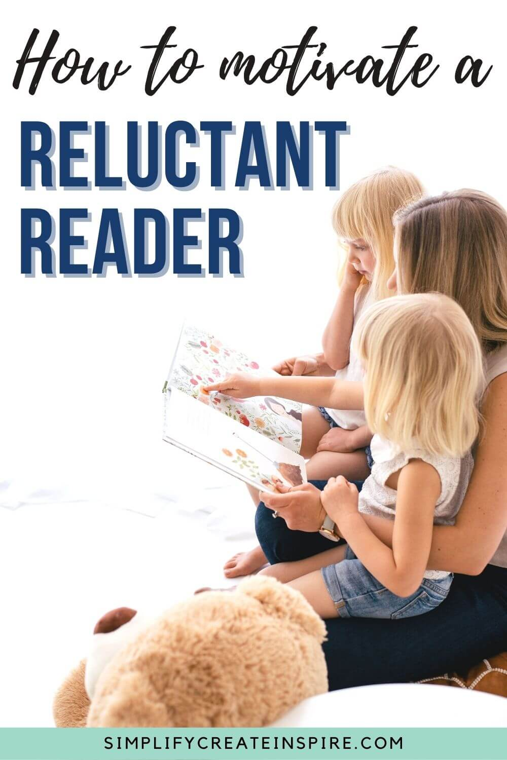 How to motivate your child to read more