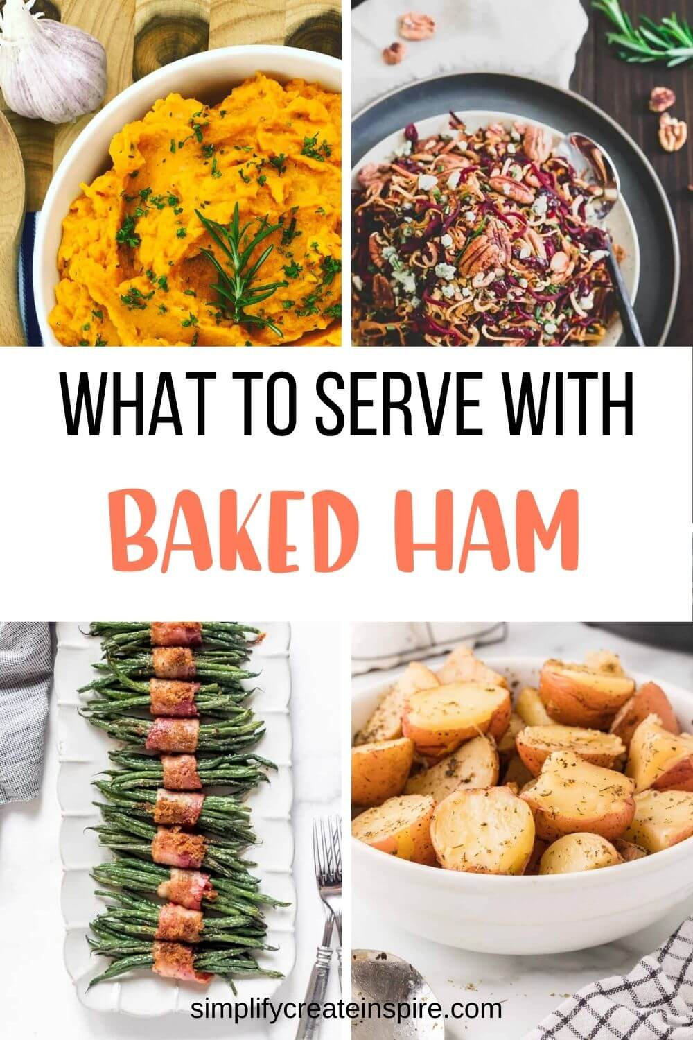 What to serve with ham