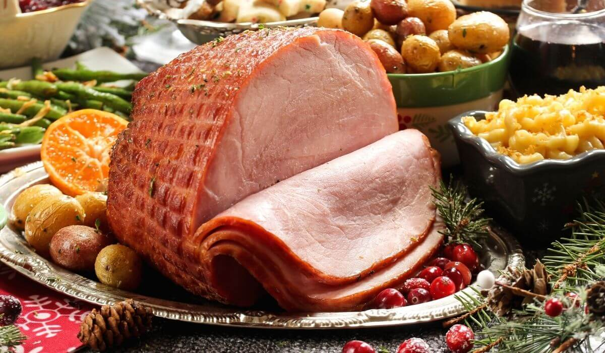 What to serve with christmas ham