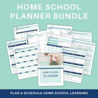 home school planner